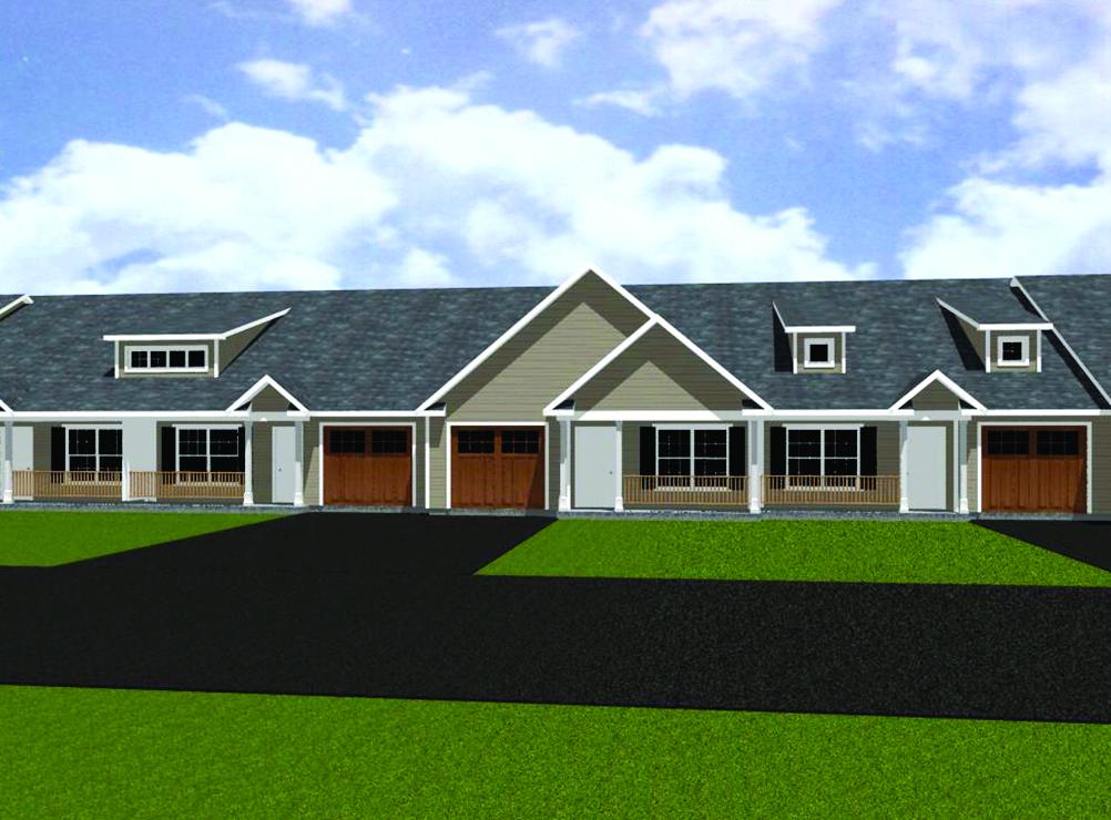 Senior housing community in ballston spa envisions having for Seniors house