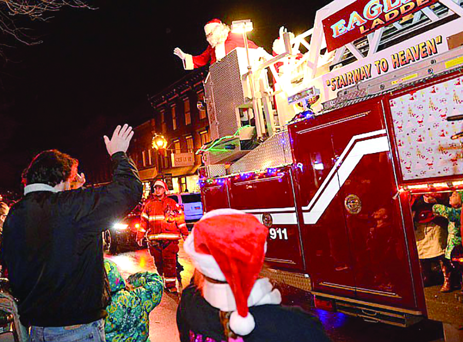 Ballston Spa Christmas Parade 2020 Ballston Spa Holiday Parade Is Scheduled For Friday Night, Dec. 1