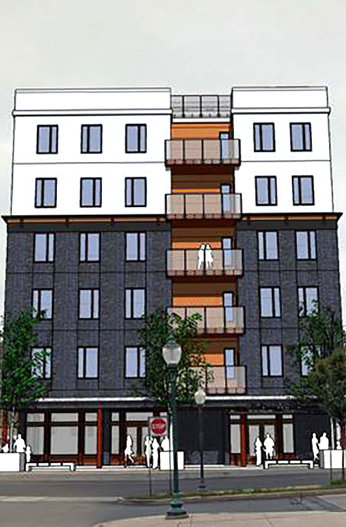 Development Group Plans To Build A Condo Project At Site Of