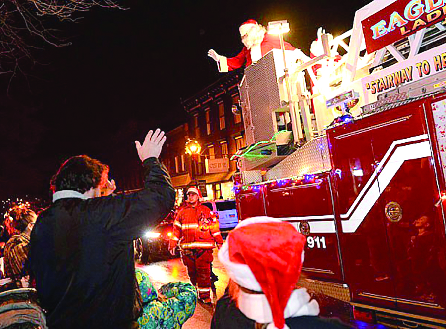 Ballston Spa Christmas Parade 2020 Annual Holiday Parade And Tree Lighting Scheduled For Dec. 6 In