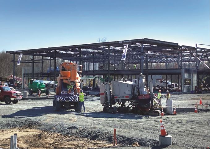 New Mohawk Chevy Facility Could Be Done By June More Employees Will Be Added Saratoga Business Journal
