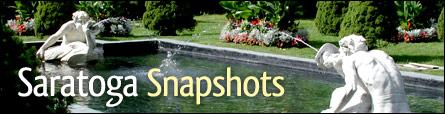 Saratoga Snapshots: Photography & Scenes In Saratoga Springs