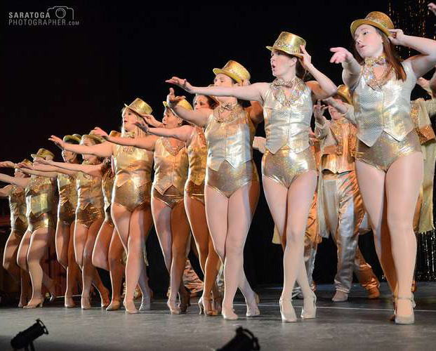 chorus line production