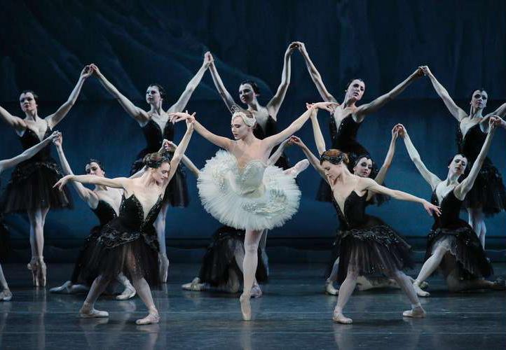 nyc ballet swan lake