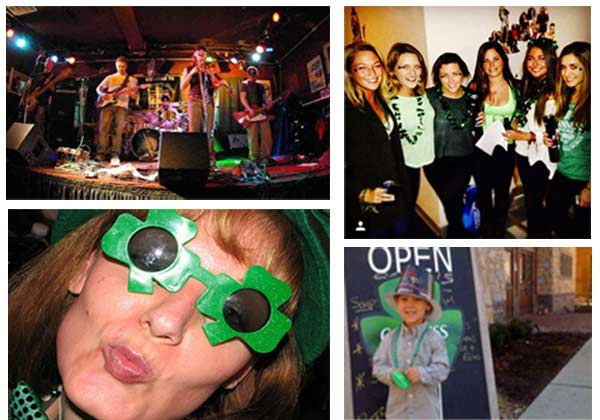 saint patrick's day in saratoga springs