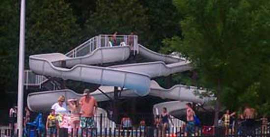 Victoria Pool Amp Peerless Pool At The Saratoga Spa State