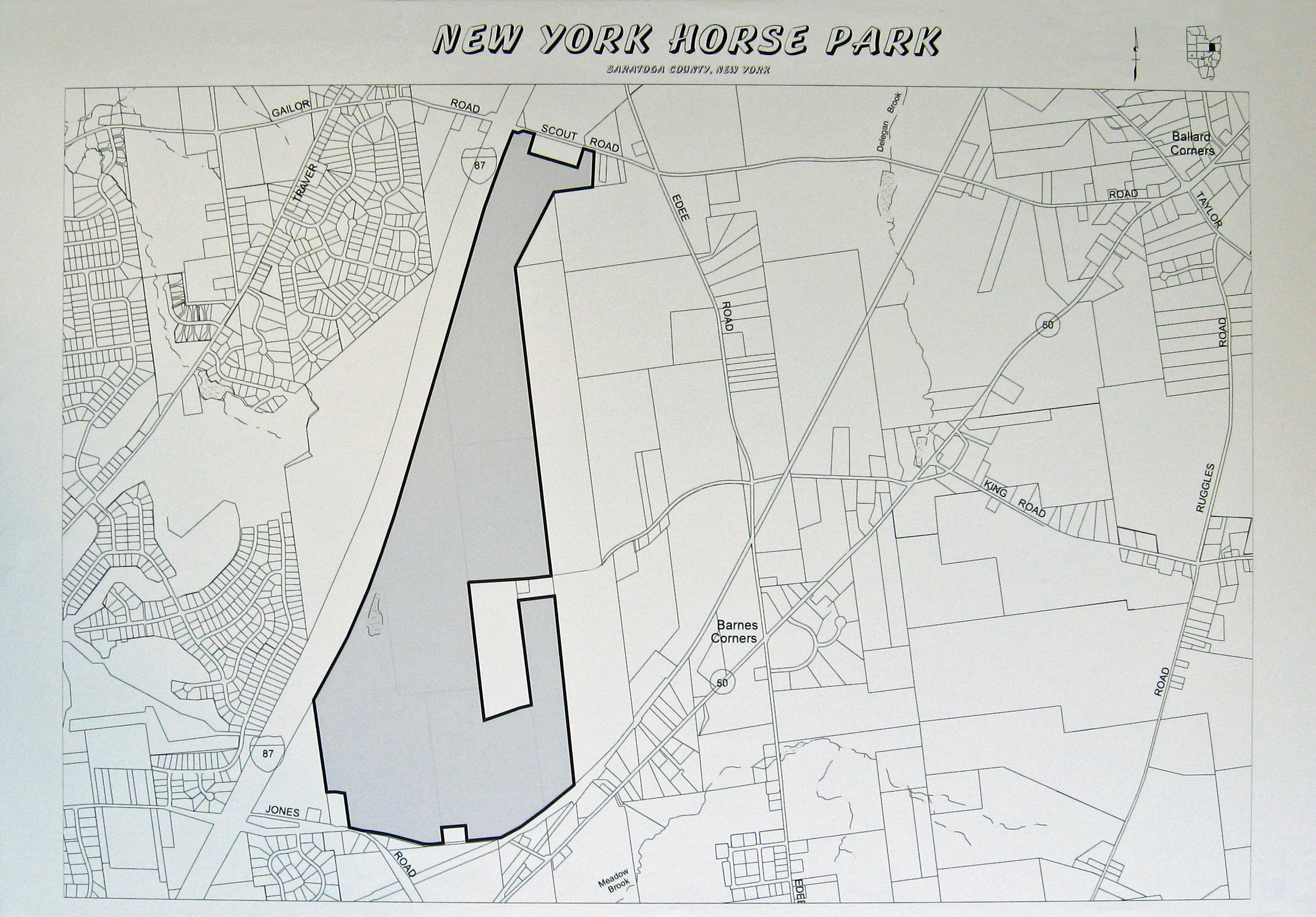 horse park site