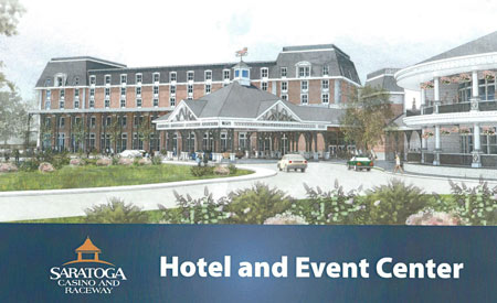 Saratoga Casino Hotel and Event Center