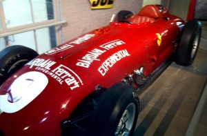 Ferrari Bardahl Special 1956