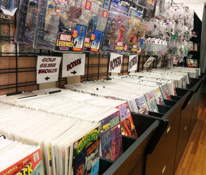 Free Comic Book Day Locations: The Comic Depot Moves From Wilton Mall To Broadway Downtown