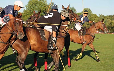 Saratoga Polo Association weekly games