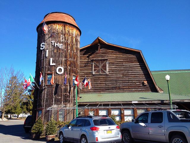 The Silo barns