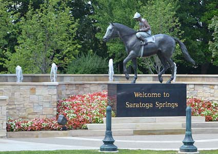 Saratoga springs makes national best small cities list for Where to stay in saratoga springs ny