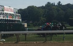 Race at Saratoga 2016