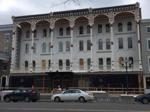 Adelphi Hotel Saratoga Springs
