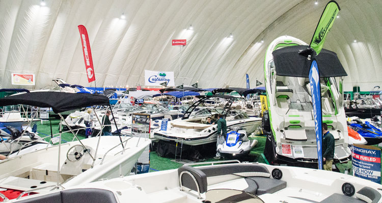 upstate boat show