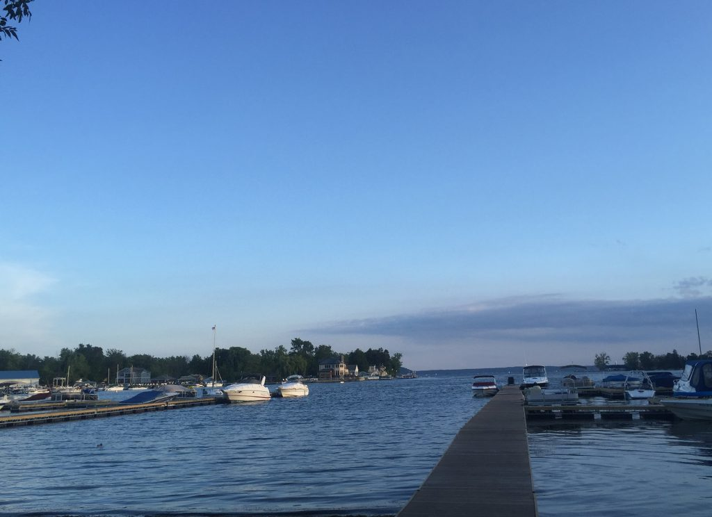 There are two new marina projects for saratoga lake at for Saratoga lake fishing