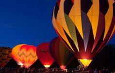 saratoga balloon launch