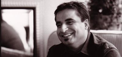 Portrait of Celebrity Chef Suvir Saran