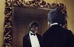 Detail of Dorian Gray, 2001, Yinka Shonibare