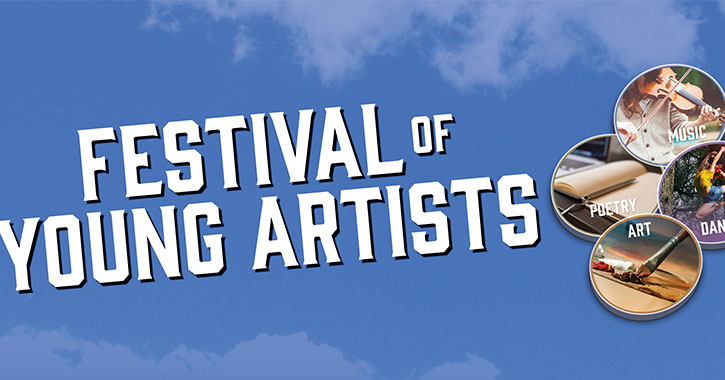 festival of young artists logo