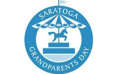 Saratoga Grandparents Day Logo