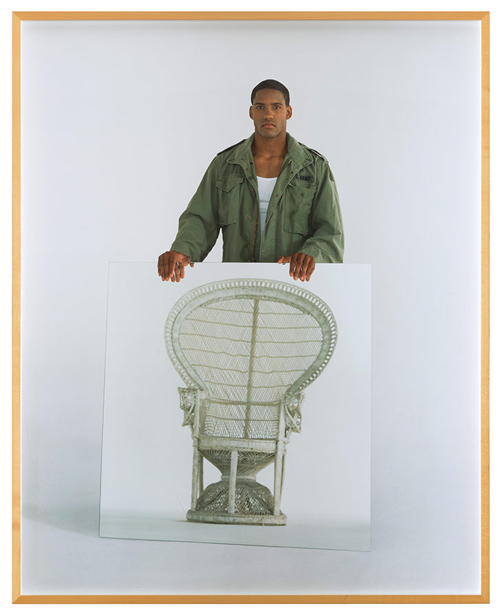 Sam Durant, Reflection, 2002