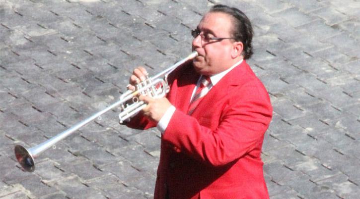 Sam the Bugler