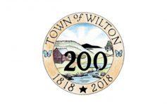 Town of Wilton Bicentennial logo