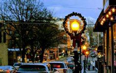 a Saratoga Street