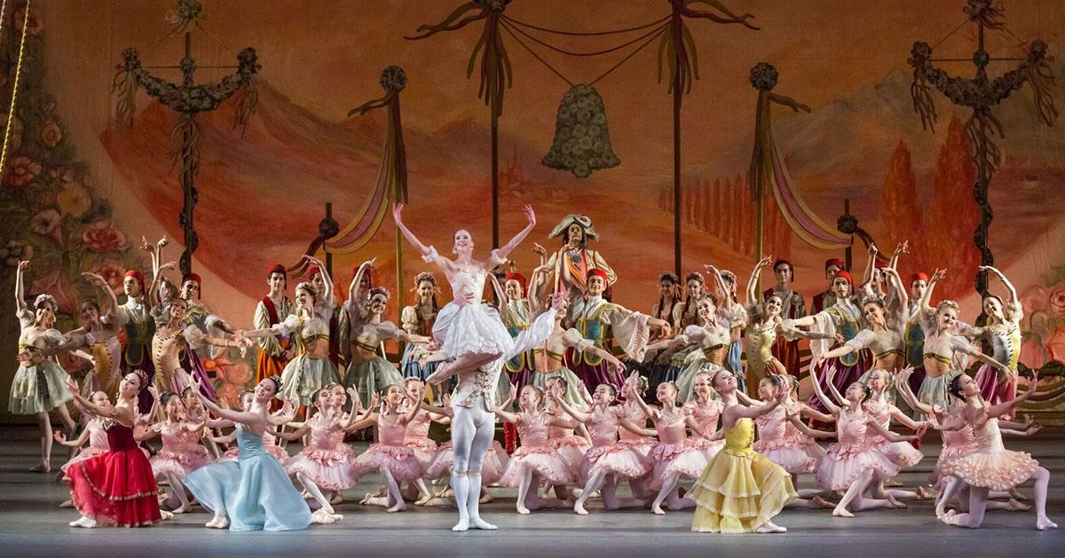 experience the extraordinary  saratoga performing arts