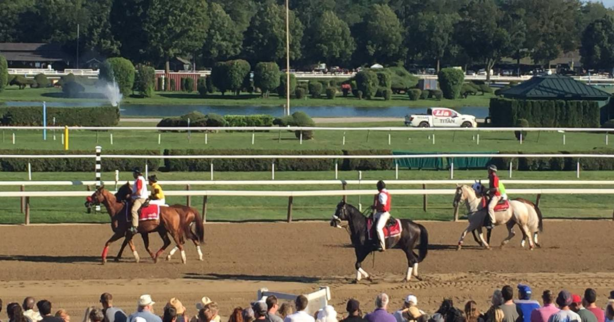 Single Day Reserved Seats At Saratoga Race Course