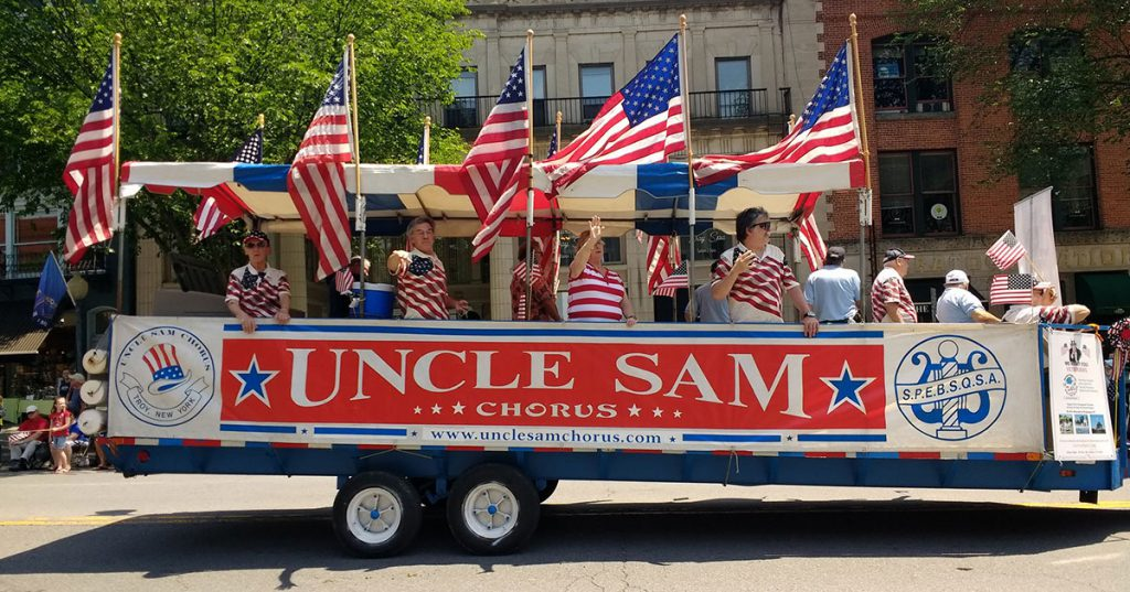 uncle sam chorus trailer