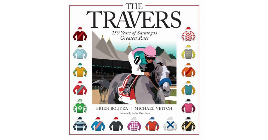 cover for the travers book