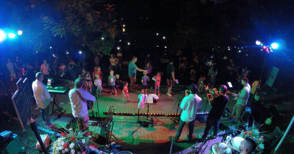 evening concert