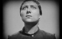 Renee Jeanne Falconetti in The Passion of Joan of Arc