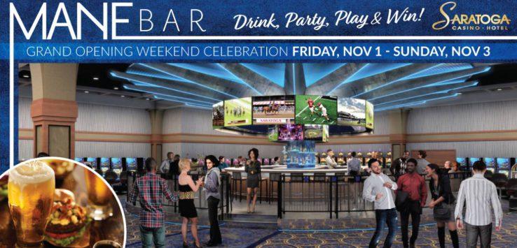 grand opening of mane bar promo