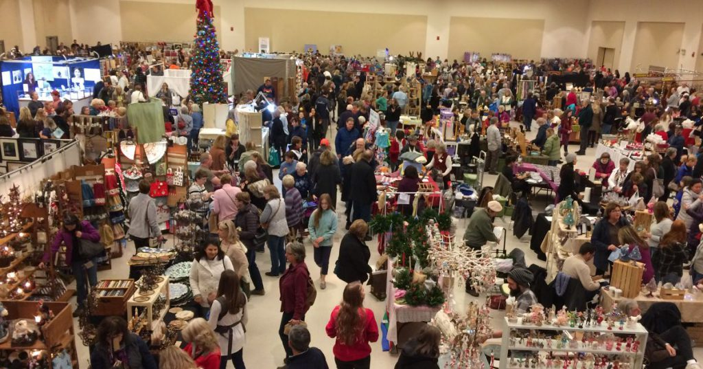 craft marketplace shoppers