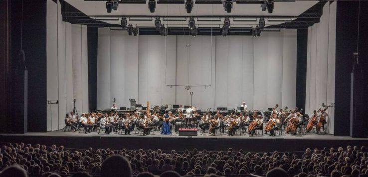 philadelphia orchestra in concert