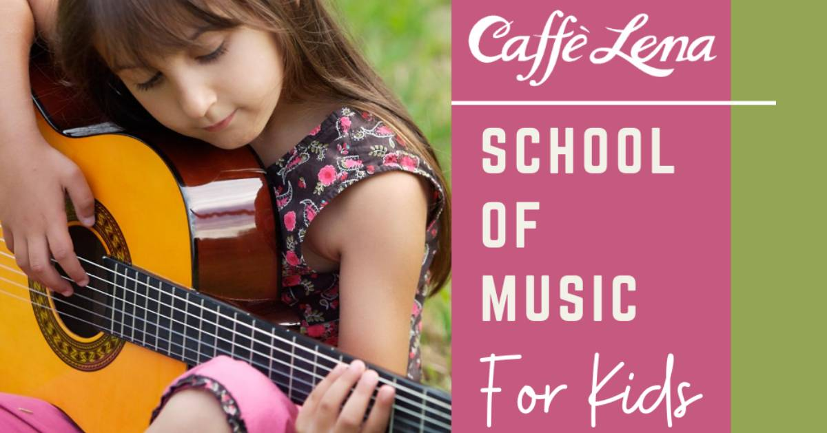 ad for Caffe Lena school of music
