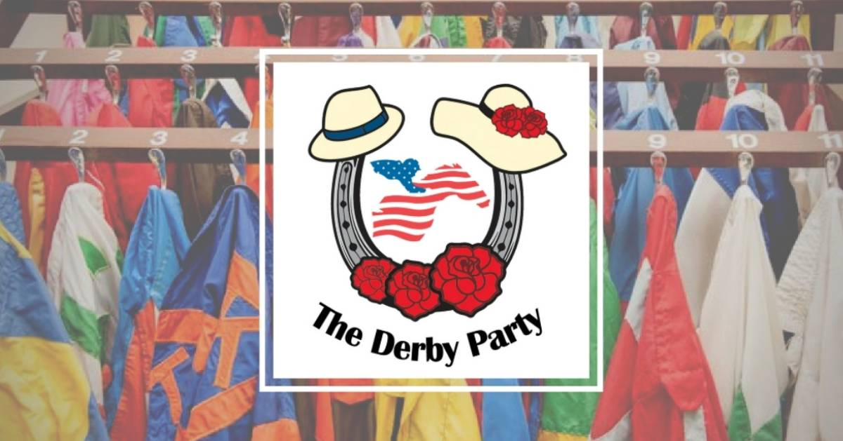 Derby Party poster