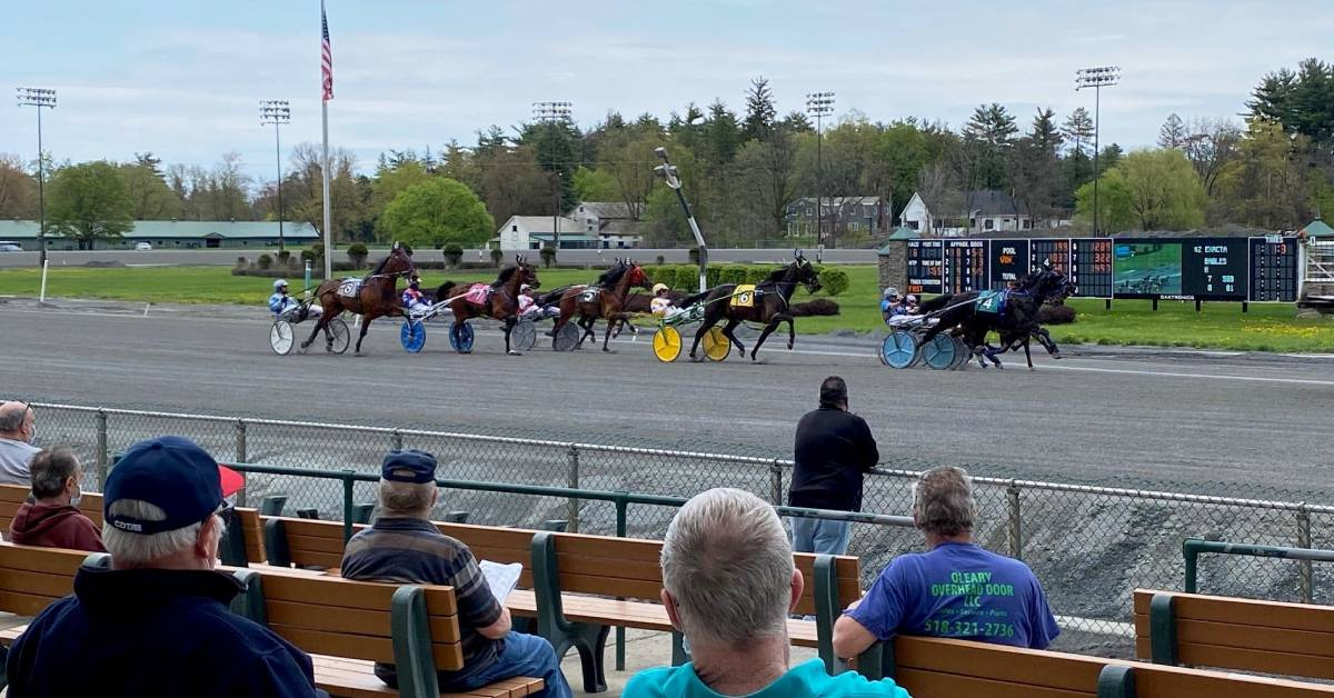 harness racing event